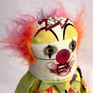 Bobo the Zombie Clown
