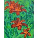 Garden Lilies Lynn Excell