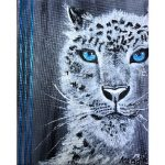 Snow Leopard - Delia Keddie