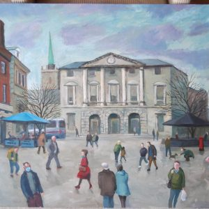 Chelmsford High Street Painting
